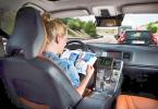 veículos sem motoristas, veículos autoguiados, compartilhamento de veículos, veículos elétricos