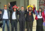 Macron Raoni