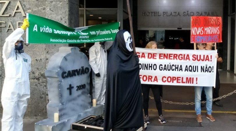 protesto Jacuí