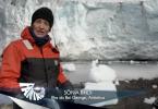mudança climática Antártica