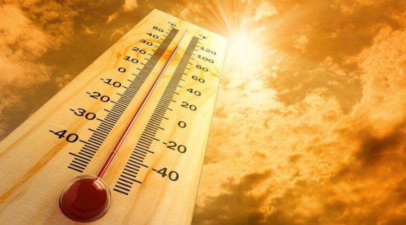 estresse térmico