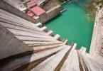 hidrelétricas
