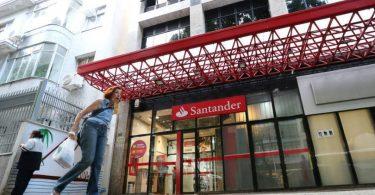 Santander energia limpa