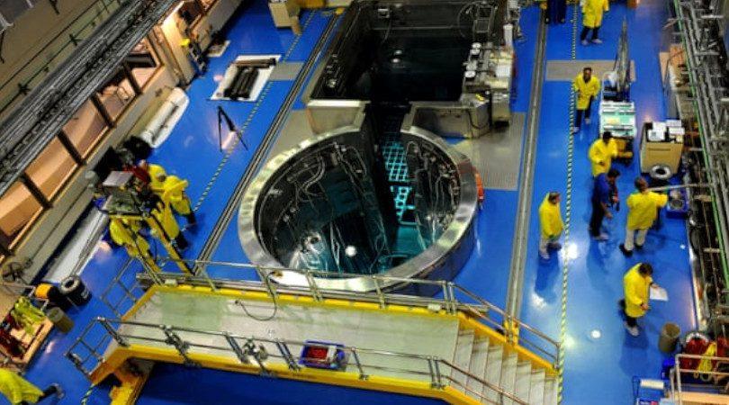 australianos usina nuclear