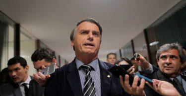 Bolsonaro virgem