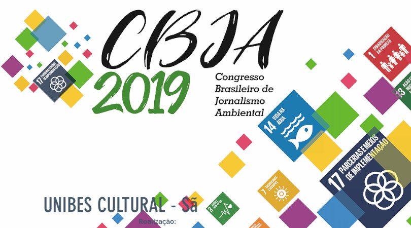 Congresso Brasileiro de Jornalismo Ambiental