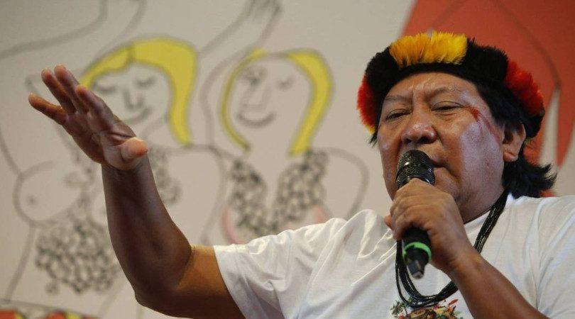 garimpo ilegal Yanomamis