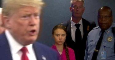 Greta x Trump