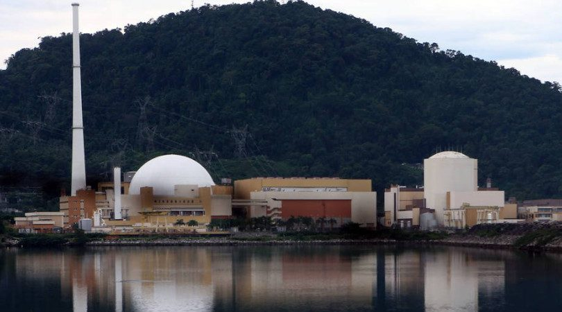 MME usinas nucleares