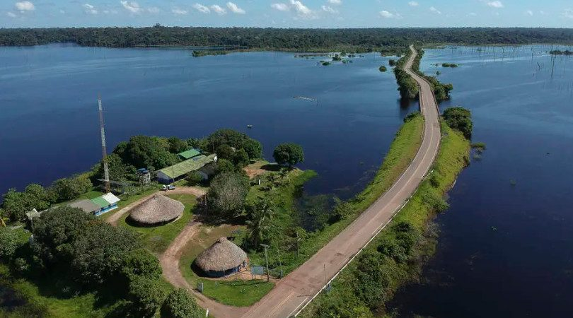 Manaus-BoaVista