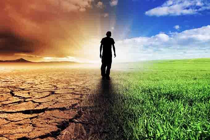 vamos falar de mudanças climáticas