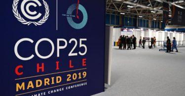 COP25 Madri