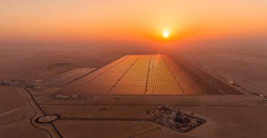 Dubai parque solar