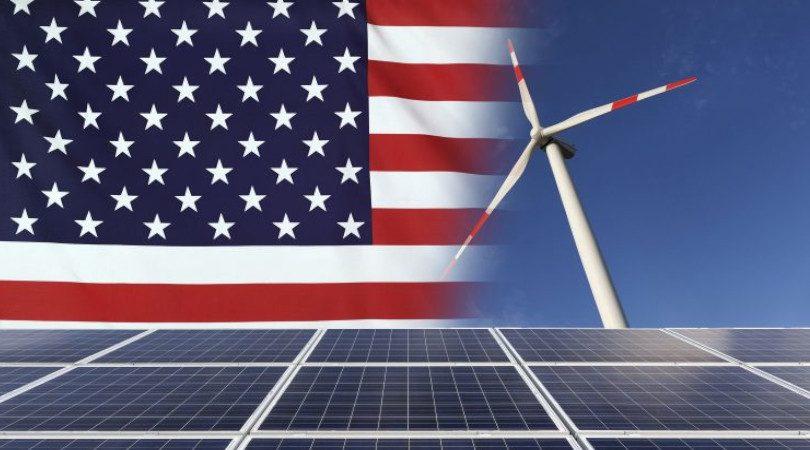 EUA energia
