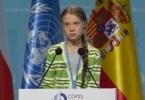 Greta afiada COP25