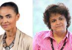 Marina Silva e Izabella Teixeira