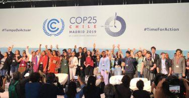 reta final COP25