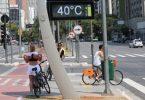 temperatura Sudeste