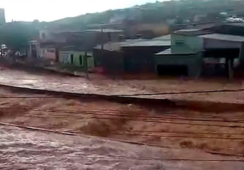 chuvas Minas