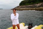 Bolsonaro pesca