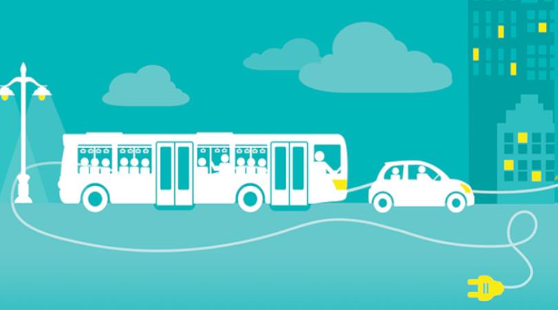 eletrificação dos transportes