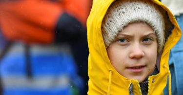 Greta Thunberg Covid-19