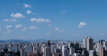 São Paulo poluição do ar