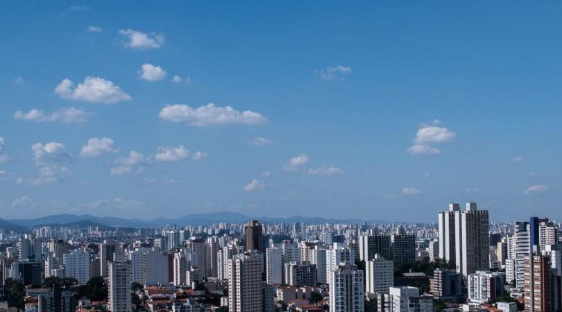 O ar respirável da quarentena em São Paulo