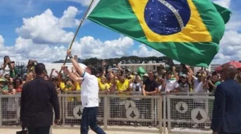 bolsonaro manifestações