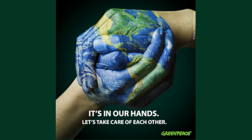 greenpeace covid-19