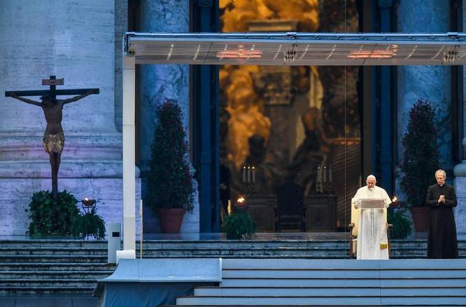 coronavíruas Papa Francisco