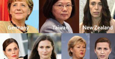 pandemia mulheres