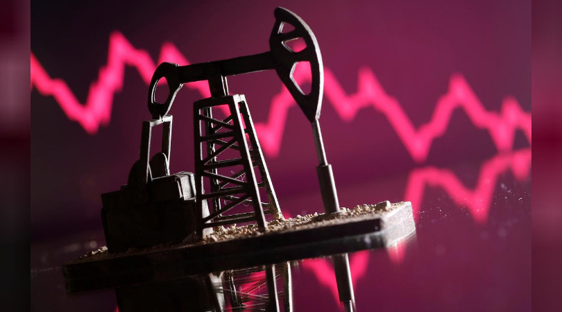 preço do petróleo negativo