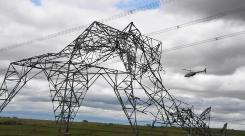 torre transmissão