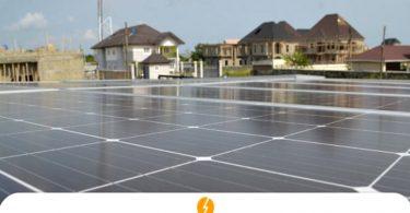 CDHU fotovoltaica