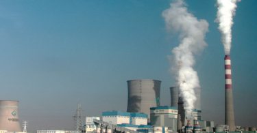 China emissões