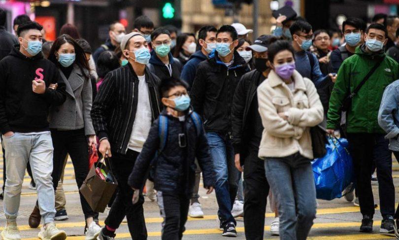 China pandemia