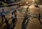 EUA bicicletas