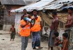 ciclone Índia Bangladesh