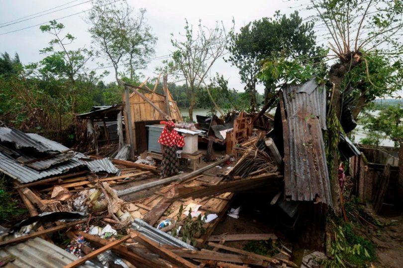 ciclone amphan