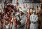 desmatamento carne