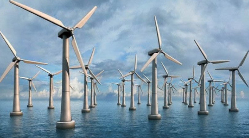 eólicas offshore