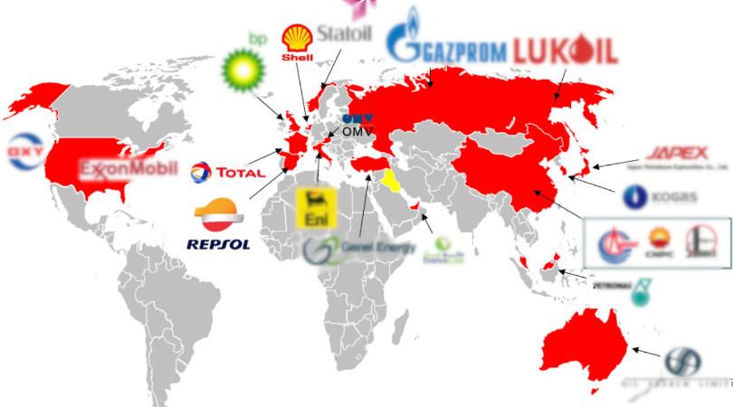 petroleiras