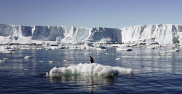 Antártica aquecimento