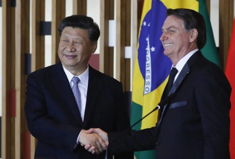 China na Amazônia