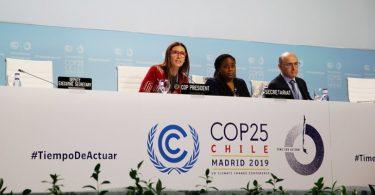ONU negociações climáticas
