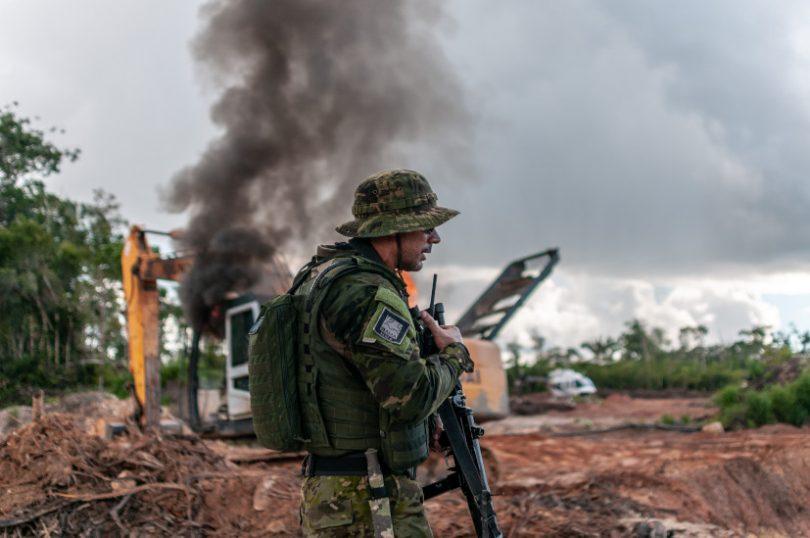 Rondônia desmatamento