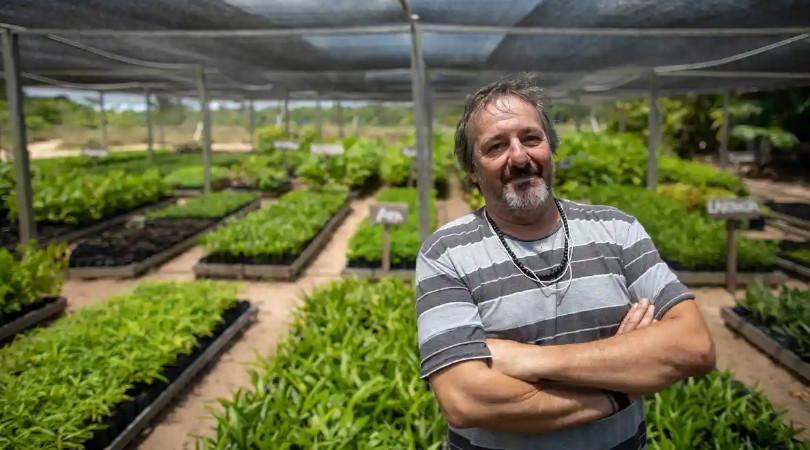 agricultura sustentável Amazônia
