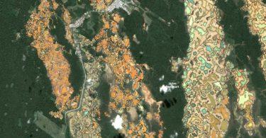 destruição ambiental Amazônia