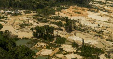 garimpo ilegal terras indígenas